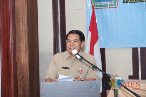 Sekretaris Daerah Kota Malang Wasto (Humas Pemkot Malang for MalangTIMES).