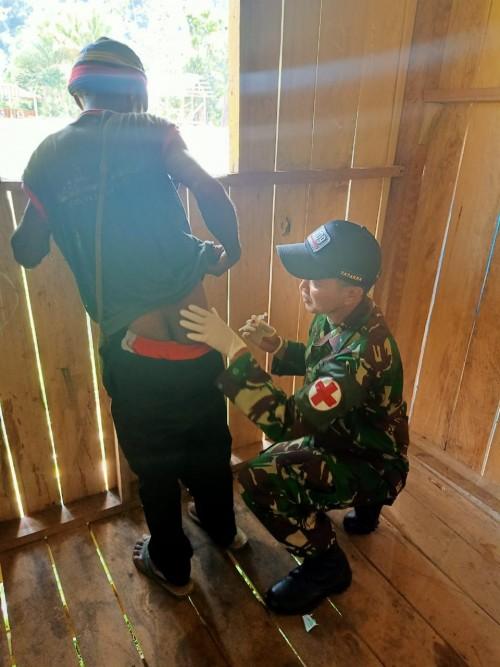 Tak Seperti di Wamena, Suasana Perbatasan RI-Papua Nugini Aman dan Tentram