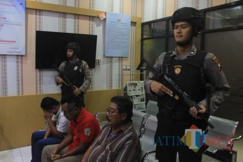 Dua botoh judi diamankan Polres Blitar Kota