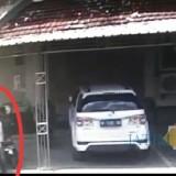 Aksi Maling di Kantor DPRD Pamekasan Terekam CCTV