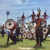 Dibuat Kagum Persembahan Drumband SMAN Nala Jawa Timur di HUT Kota Batu, Wali Kota Batu Berikan Hadiah Ini