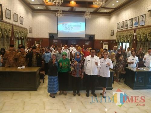 Forum Koordinasi Komda (Komisi Daerah) Lansia di Balai Kota Malang oleh Barenlitbang Kota Malang (Pipit Anggraeni/MalangTIMES).