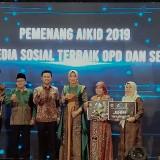 Dinas Pendidikan Kota Malang Borong 3 Piala dalam Ajang AIKID 2019