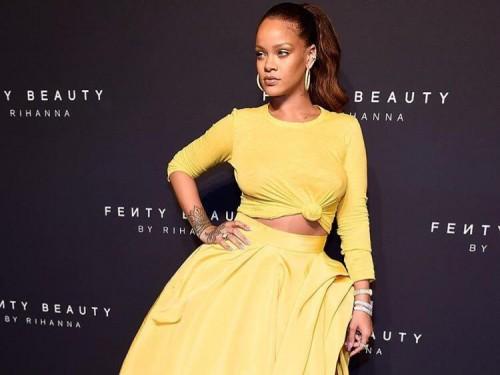 Rihanna. (Foto: istimewa)