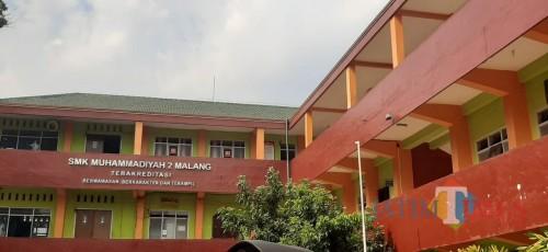 SMK Muhammadiyah 2 Malang. (Foto: Imarotul Izzah/MalangTIMES)
