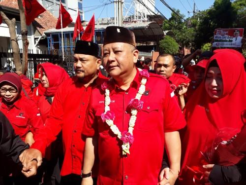 Wakil Wali Kota Surabaya Whisnu Sakti