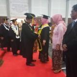 Wisuda Semester Genap Unikama, Ketua LL Dikti : Unikama Harus Semakin Memantapkan dan Memperbanyak Lagi Lulusan Berkualitasnya