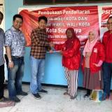 Tak Pernah Poligami dan KDRT, Awey Daftar Pilkada Surabaya Lewat PSI