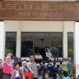Peringati Hari Museum Indonesia, Disbudparpora Eduksi Pelajar tentang Sejarah Kepurbakalaan