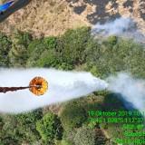 3 Titik Kebakaran Hutan di Gunung Arjuno-Welirang Padam, Water Bombing Dihentikan Lantaran Turbulensi