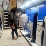 Cuaca Panas, AC, Air Cooler, dan Kipas Angin Banyak Dicari, Kenali Kelebihan dan Kekurangannya