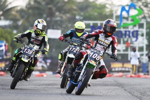 Suasana race Trial Game Asphalt 2019 di Sirkuit Kanjuruhan, 18-19 Oktober 2019 (istimewa)