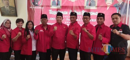 Jokowi-Maruf Amin Dilantik, PDI Perjuangan Gelar Tasyakuran