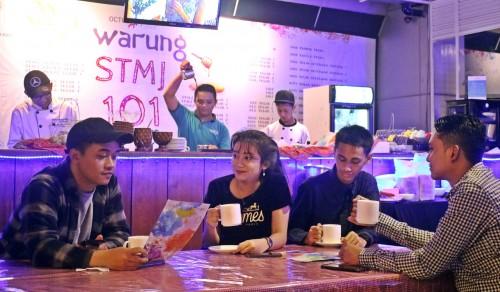 Cara Asyik Nikmati STMJ dari Ketinggian di Kota Malang