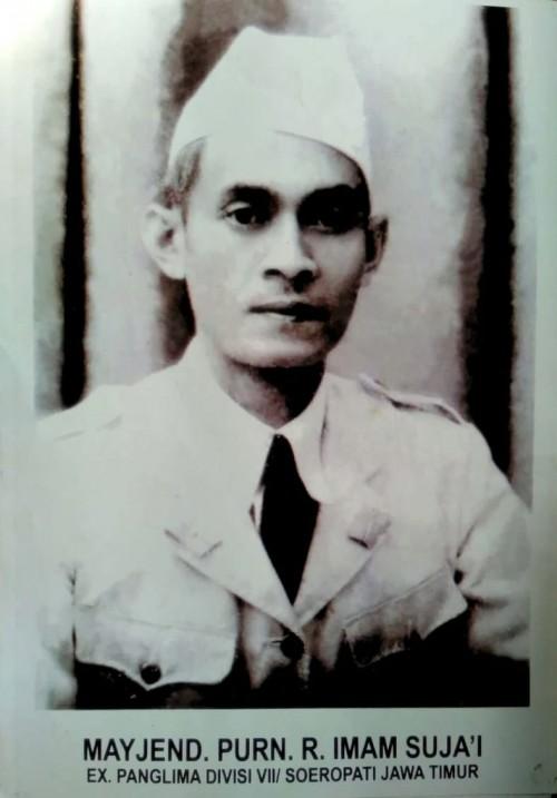 Mengenal Jenderal Mayor Imam Soedjai, Tokoh Perjuangan Malang-Lumajang yang Belum Banyak Dikenal