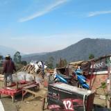 Angin Kencang Porak-porandakan Desa Sumber Brantas