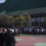 Sambut Hari Santri Nasional, UIN Malang WaJibkan Seluruh Warga Kampus Pakai Pakaian Ala Santri