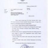 Peringati Hari Santri Nasional, Wali Kota Malang Keluarkan Surat Imbauan