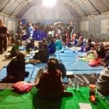 Pengungsi Korban Angin Kencang Berdebu Capai 550 Orang, Berlindung di 4 Titik Posko Kota Batu