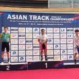 Atlet ISSI Kota Malang Juarai Asian Track Championship 2019 di Korea Selatan