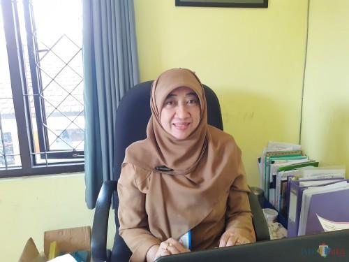 Kepala Puskesmas Mulyorejo, drg. Indra Ratna Sari (Arifina Cahyanti Firdausi/MalangTIMES)