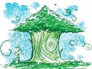 Ilustrasi penerapan konsep omnibus law untuk pertumbuhan dan percepatan pembangunan yang digulirkan Jokowi. (Ist)
