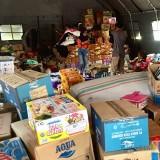 Logistik Terus Berdatangan ke Posko Pengungsi Sumber Brantas, Ini Yang Paling Dibutuhkan