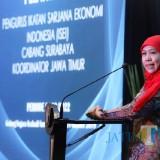 Tiga PR Baru Jokowi di Jawa Timur Menurut Gubernur Khofifah