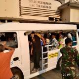 668 Pengungsi Korban Badai di Desa Sumber Brantas Akhirnya Dipulangkan