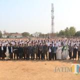 Peringati Hari Santri, Ketua PC NU Kota Kediri Apresiasi Kinerja TNI - Polri