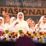 Peringati Hari Santri, Pemprov Jatim Gelar Jatim Bersalawat di Kediri