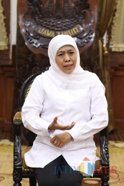 Marak Aksi Geng Remaja di Surabaya, Gubernur Khofifah Minta Polda Turun Tangan