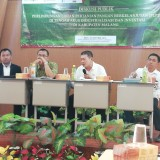 """Soal Lahan Pertanian, Ketua DPRD Minta Pemkab Malang Tegas Ambil Kebijakan atau Berurusan dengan """"Sebelah"""""""