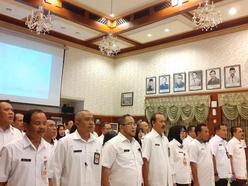 ASN Pemkot Malang (Arifina Cahyanti Firdausi/MalangTIMES)