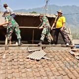 Rehabilitasi 534 Unit Rumah Rusak Akibat Badai di Batu Libatkan Seribu Relawan