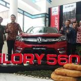 Mobil China DFSK Ramaikan Pasar Otomotif di Kediri