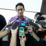 Sandiaga Uno Tak Mau Banyak Komentar Soal Kabinet Indonesia Maju