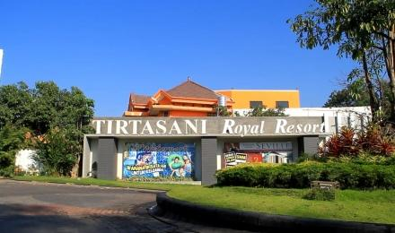 Tirtasani royal resort malang