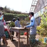 Pastikan Kelayakan Sanitasi dan IPAL Pasca Bencana Badai Berdebu di Kota Batu