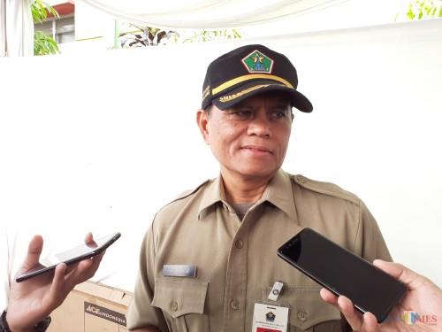 Kepala Dinas Perdagangan Kota Malang Wahyu Setianto (Arifina Cahyanti Firdausi/MalangTIMES)