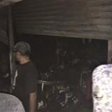 Si Jago Merah Lalap Kios di Pasar Besar Kota Batu, Kerugian Rp 750 Juta