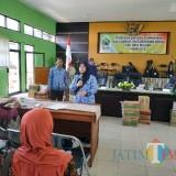 Tambah Gizi Penghuni Panti, Dinsos Beri Bantuan Permakanan 45 LKS di Kota Malang