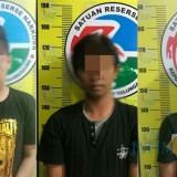 Usai Nikmati Shabu, Tiga Pemuda Ini Tak Berkutik Ditangkap Polisi
