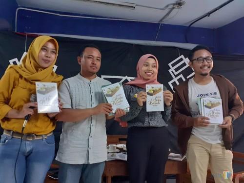 Di-launching di Coffee Times, Buku Kuliner Hindia-Belanda Khazanah Makanan Nusantara Dibawa ke Eropa