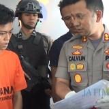 Ancam Sebar Vidio Bugil di Media Sosial, Warga Desa Banaran Trenggalek Diciduk Polisi