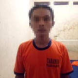 Tujuh Bulan Berstatus DPO, Tersangka Pencurian Diringkus Polisi Saat Bekerja di Blitar