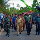 Bupati Malang Berharap Tahun Depan Agenda TMMD Dilakukan di Dua Lokasi