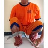 Pria Asal Tumpang Dibacok lantaran Berkelit Ditagih Utang