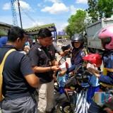 Unik, Operasi Zebra Semeru 2019 Di Tulungagung, Polisi Ini Razia Istri Sendiri