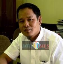 Ketua Fraksi PDIP DPRD Surabaya Syaifuddin Zuhri